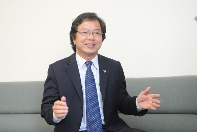 Ông Bùi Quốc Việt, Giám đốc Trung tâm Thông tin và Quan hệ công chúng (VNPT)