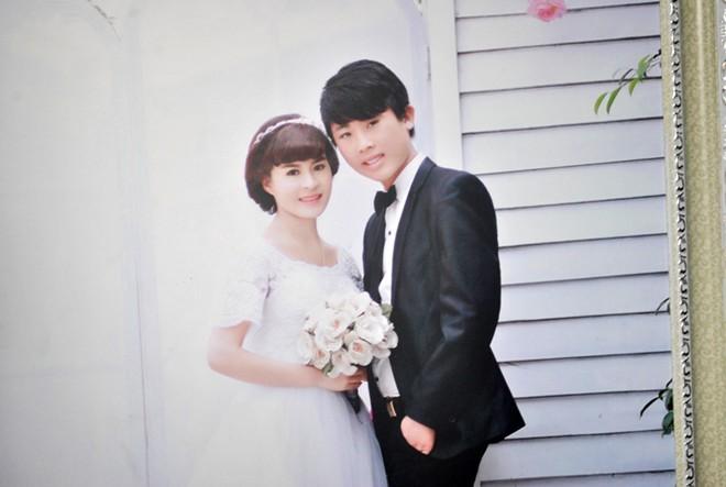 Chú rể Lê Sỹ Tuấn (phải) cùng 3 người bạn tử vong ngay trước ngày cưới.