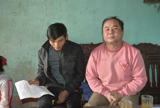 Thanh và bố đẻ tại Thanh Hóa