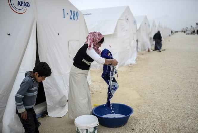 [ẢNH] Cuộc sống người Kurd trong trại tị nạn ở Thổ Nhĩ Kỳ