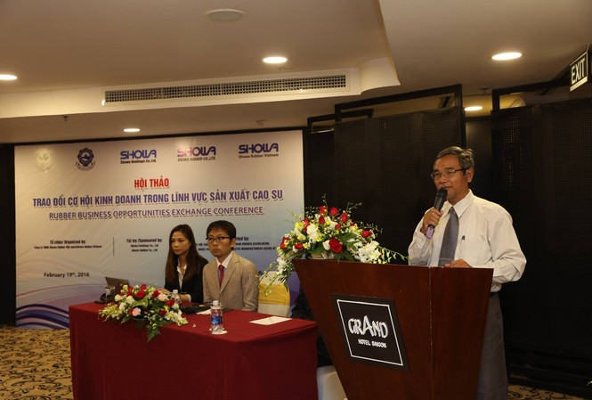 Cơ hội hợp tác mới cho DN cao su Việt Nam và Nhật Bản