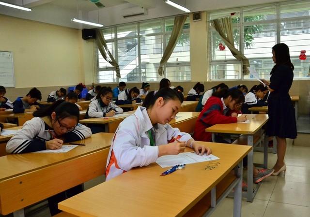 Gần 1.200 học sinh tham gia Olympic Tiếng Anh THCS