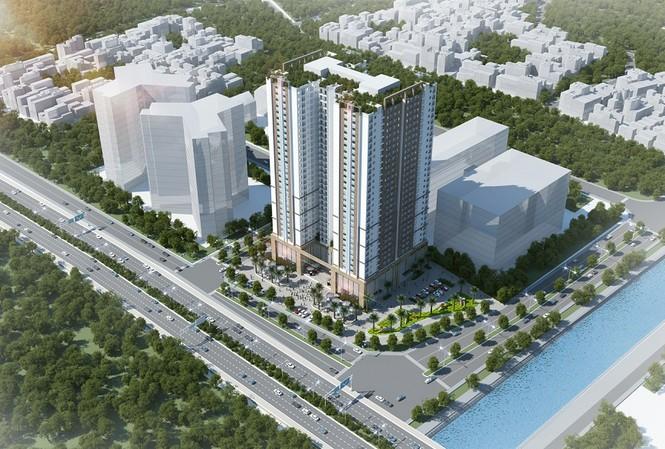 """Tứ Hiệp Plaza nắm giữ phân khúc """"vàng"""" của thị trường BĐS 2017"""