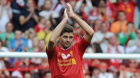 Gerrard nói lời chia tay Liverpool