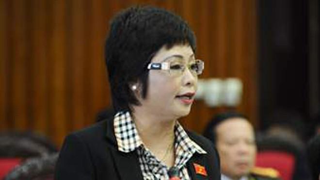 Bà Châu Thị Thu Nga.