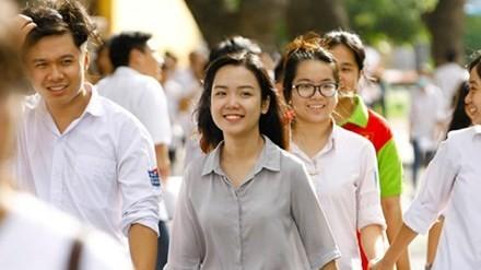 Mức học phí bình quân của các trường là 13 triệu đồng/sinh viên
