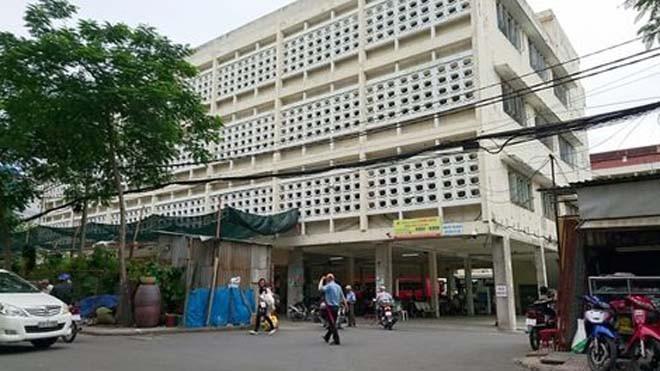 Khu đất Nhà nước cho công ty Giày Sài Gòn thuê, nhưng đơn vị này cho công ty Thành Bưởi thuê lại, lập bến xe trái phép
