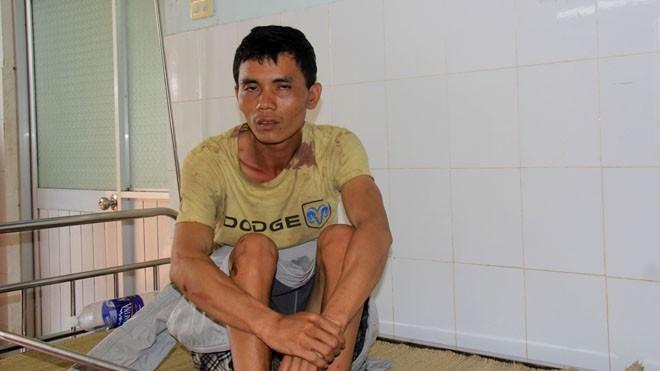 Đối tượng Nguyễn Văn Thức