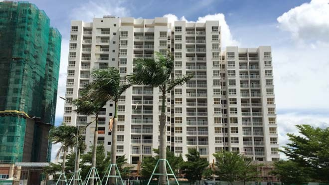 Khu dân cư Hạnh Phúc sắp được bán với 672 căn hộ