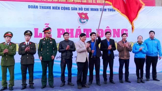 Phát động Tháng Thanh niên năm 2017 tại tỉnh TT-Huế.
