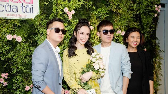 Angela Phương Trinh trở lại với phim truyền hình sau 9 năm vắng bóng