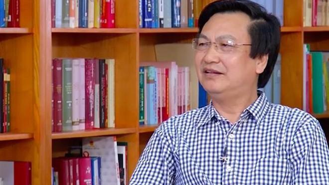Ông Nguyễn Đức Hữu - Phó Vụ trưởng phụ trách Vụ Giáo dục Tiểu học (Bộ GD&ĐT). Ảnh Vietnamnet