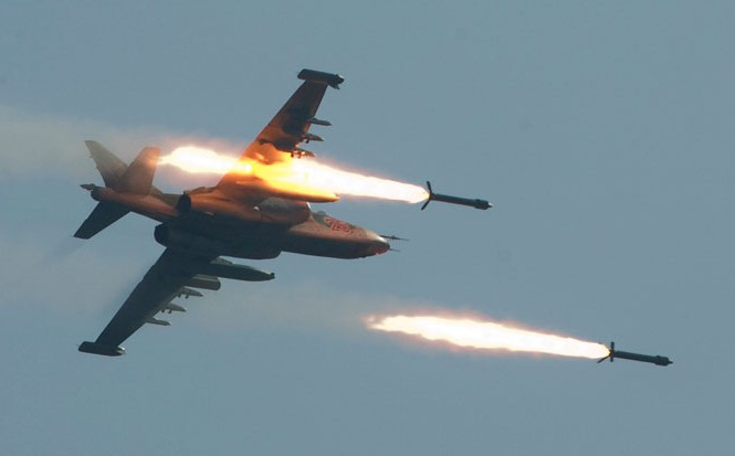 Nga tiếp tục nâng cấp cường kích Su-25SM3