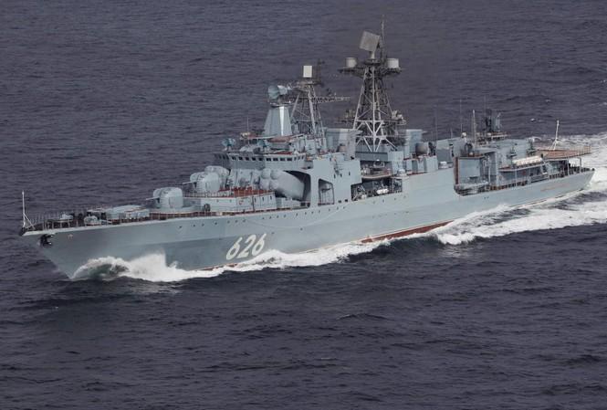 Khu trục hạm mang tên Phó Đô đốc Kulakov