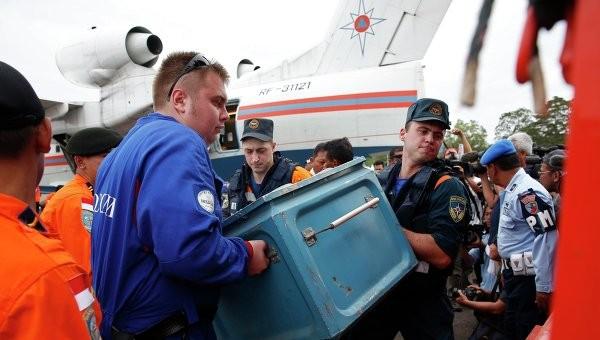 Máy bay Nga phát hiện hàng chục xác nạn nhân QZ8501 trôi nổi?