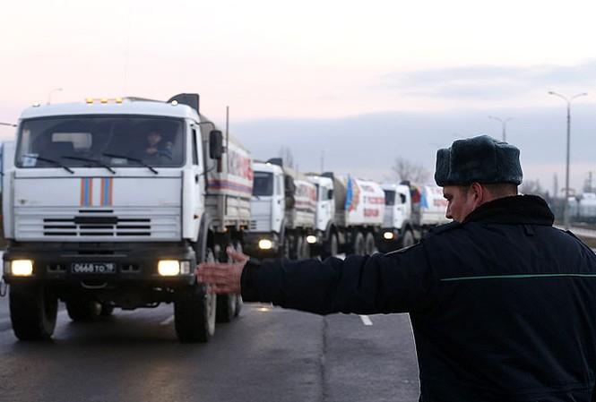 Chuyến hàng nhân đạo thứ 11 sẽ tới miền Đông Ukraine vào ngày 8/1 tới.