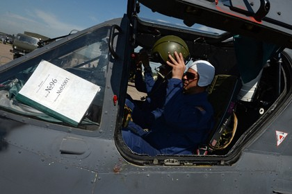 Nga xây hàng loạt nhà chứa máy bay trực thăng