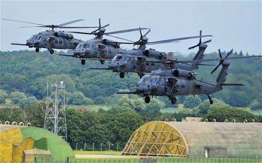 Căn cứ không quân Mỹ tại Vương quốc Anh