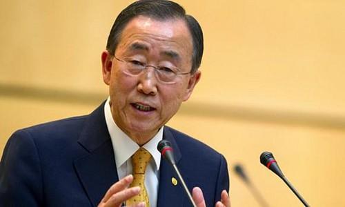 Tổng thư ký Liên Hợp Quốc Ban Ki-moon