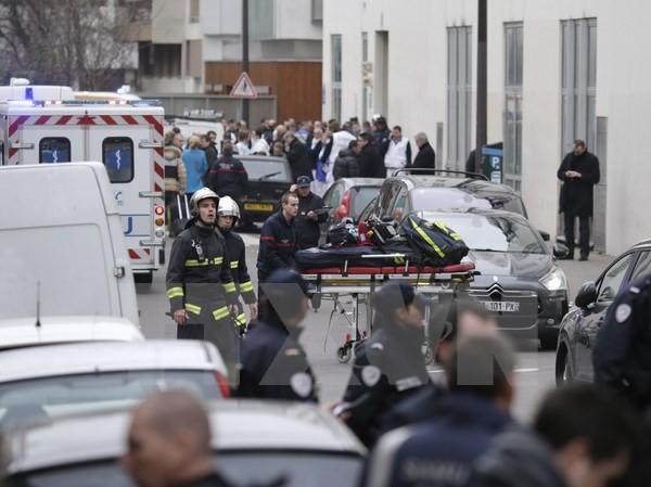 """""""Bóng ma"""" khủng bố đang đe dọa châu Âu"""