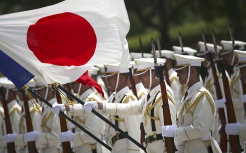 Ngân sách quốc phòng Nhật Bản năm 2015 tăng kỷ lục