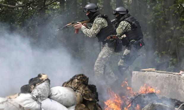 Hòa bình Donbass trước nguy cơ đổ vỡ?