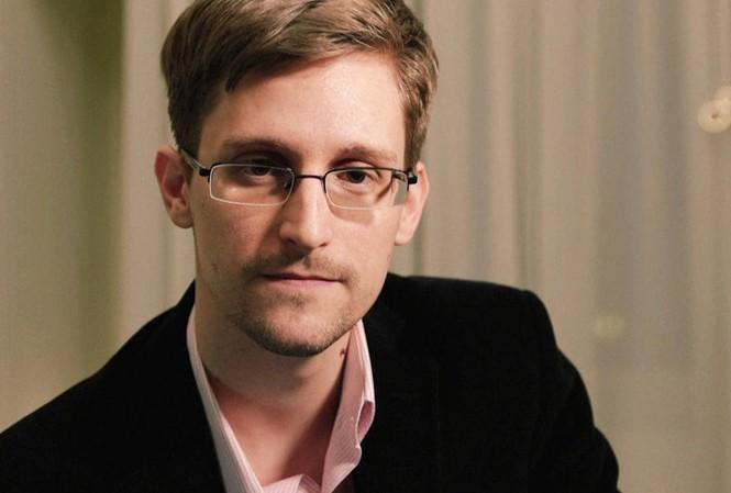 Cựu nhân viên an ninh Liên bang Mỹ Edward Snowden.
