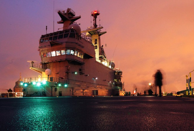 """Nga sắp đưa ra """"phán quyết"""" cuối cùng đối với hợp đồng tàu Mistral"""