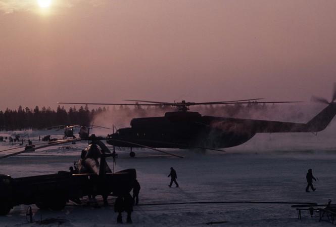 Nga khôi phục trở lại hàng loạt sân bay ở Bắc Cực