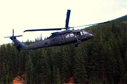 Trực thăng tấn công UH-60M Black Hawk