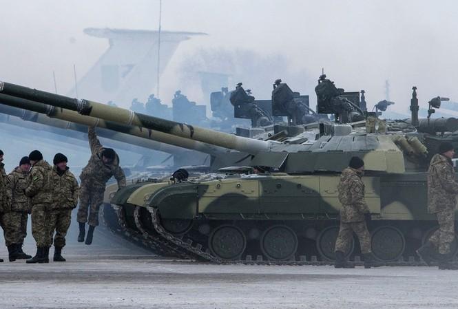 Nga cảnh báo hậu quả hành động quân sự của chính quyền Kiev tại miền Đông Ukraine trong những ngày vừa qua