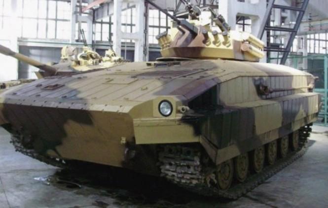 Hỏa lực trên xe bộ binh mới của Ukraine ra sao?