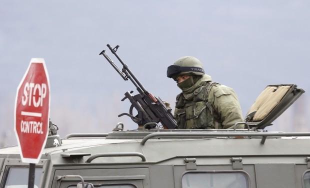 Ukraine 'tố' hàng trăm lính đặc nhiệm Nga vượt biên giới