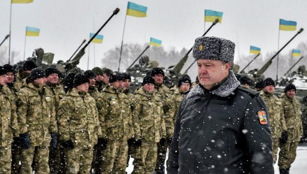 Tổng thống Petro Poroshenko.