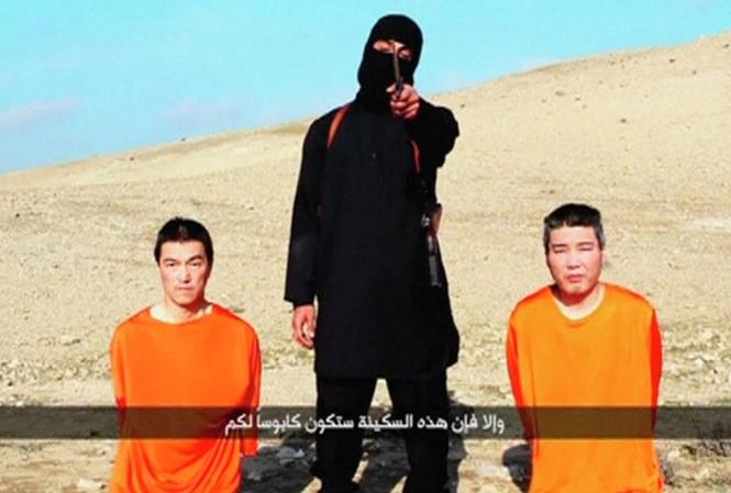 Một con tin Nhật Bản đã bị IS hành quyết?