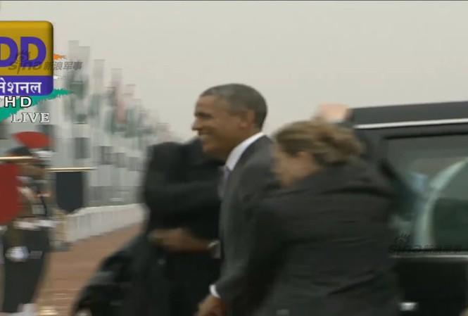 Tổng thống Obama được bảo vệ thế nào khi tới Ấn Độ?