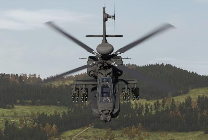 Trực thăng tấn công Apache AH-64E