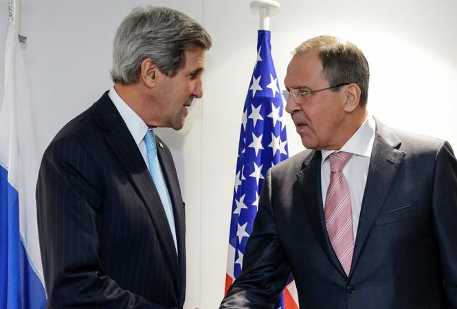 Ngoại trưởng Mỹ John Kerry có thể sẽ có cuộc gặp với Ngoại trưởng Nga Sergei Lavrov vào tuấn tới