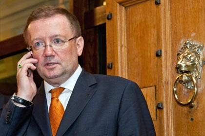 Đại sứ Nga tại Vương quốc Anh Yakovenko