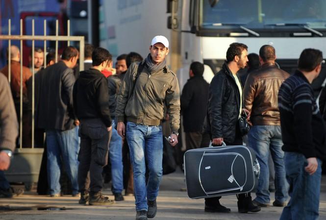 Syria khủng hoảng, chiến binh Hồi giáo âm thầm vào châu Âu