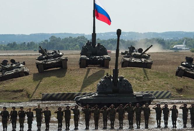 Nga khẳng định không có kế hoạch tấn công NATO. Ảnh: Sputnik