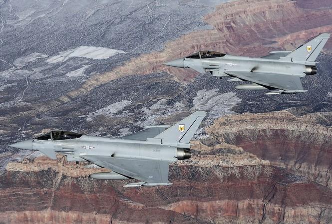 Mỹ và đồng minh tập trận không quân cực lớn ở Alaska