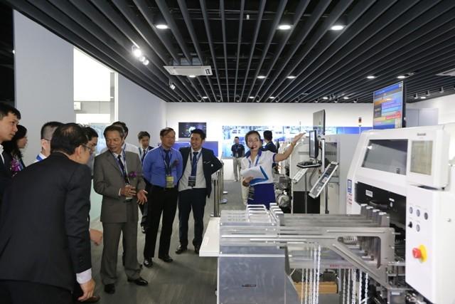 Panasonic khai trương Trung tâm trưng bày mảng tự động hóa nhà máy