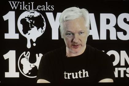 Người sáng lập trang WikiLeaks, Julian Assange. Ảnh: AP