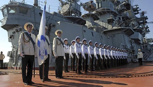 Hải quân Nga muốn lập căn cứ ở Syria. Ảnh: RIA Novosti