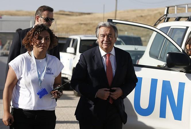 [ẢNH] Thế giới kỳ vọng vào tân Tổng thư ký LHQ Guterres