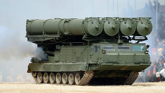 'Rồng lửa' S-300 buộc Mỹ phải xem lại chiến lược ở Syria. Ảnh: Bộ Quốc phòng Nga