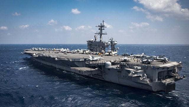 Ảnh: US Navy