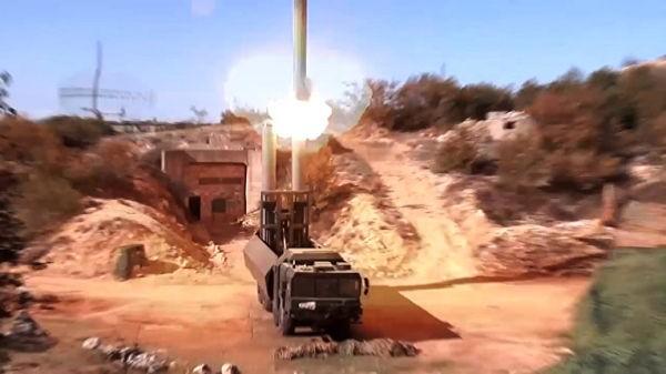 Syria đưa Bastion tới bờ biển, sẵn sàng nghênh chiến Tomahawk