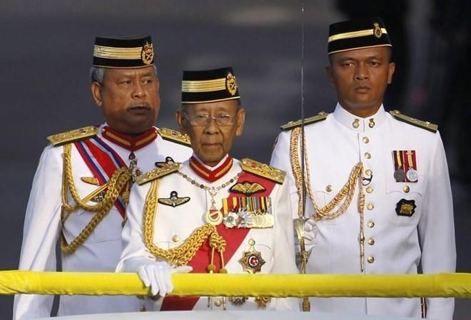 Cựu Vương Malaysia Sultan Apdul Halim Mu'adzam Shah. (Nguồn: Reuters)